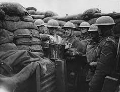Trenches Ww Food Cans