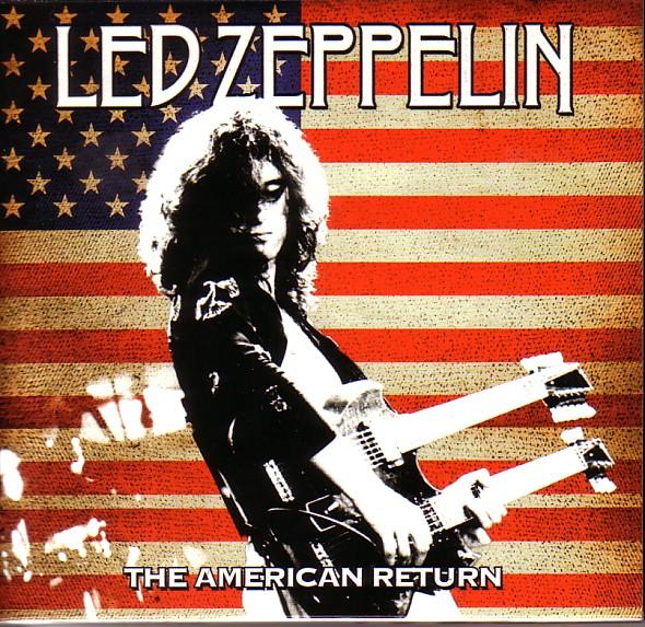 Led Zepplin  Long Beach