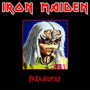 iron maiden a matter of live and dead: